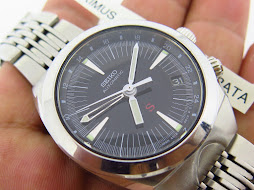 SEIKO S 24 HOUR HANDS - AUTOMATIC HIGH BEAT 4S12A