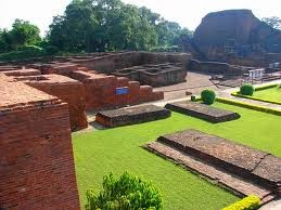 Nalanda Archaelogical Museum Bihar India