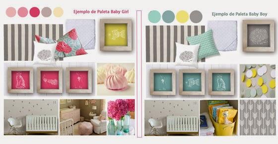 Para Amarte Quiero: Ideas para decorar el cuarto de tu Bebé!