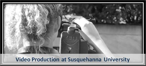 TV Production at Susquehanna University