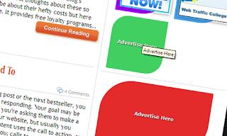 advertisement, advertise here, advertise here widget