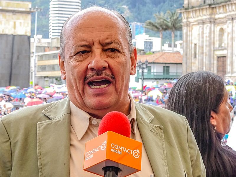 Ministerio viola autonomía de las instituciones y acude al revanchismo: presidente de  Fecode