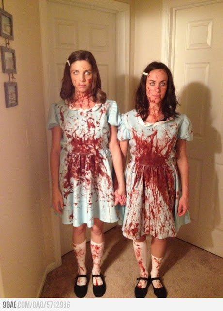 Scary Twins