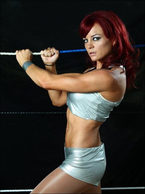 Sara Jay - Professional Wrestling