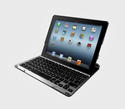 Zagg iPad Keyboard Case