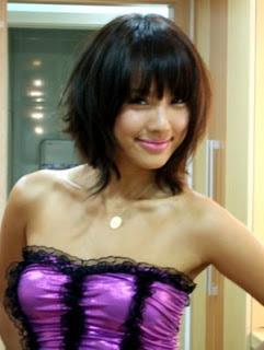 Trend model rambut pendek wanita korea