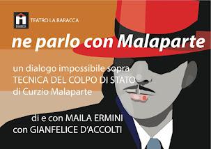 """NE PARLO CON MALAPARTE : su """"Tecnica del colpo di stato"""" e la controversa figura dello scrittore"""