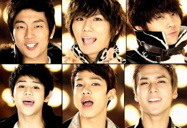 BEAST B2ST members I Like You the Best Beautiful heart