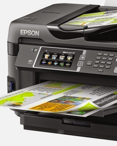 epson workforce wf-7610 manual