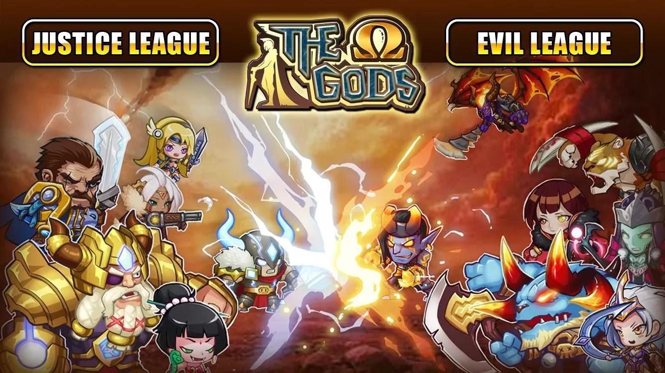 The Gods Omega v1.5.0 Mod