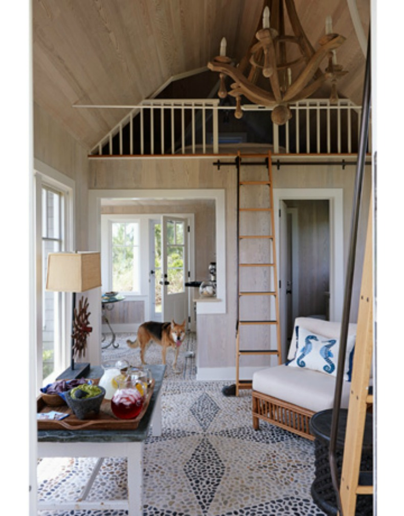 cottage, coastal, loft, beach house