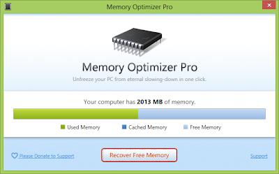 Memory Optimizer Windows 8