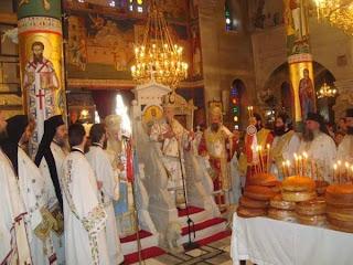 Λαμπρός ο εορτασμός στη μνήμη του Οσίου Ιωάννου του Ρώσου-Χιλιάδες οι πιστοί