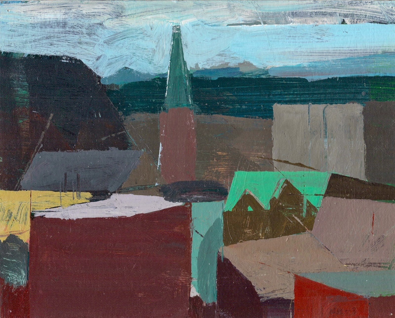 Line Color Form : Painting: powers of observation: ken kewley u2014 notes on color and