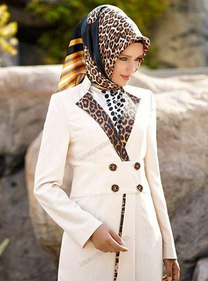 Hijab manteau 2014