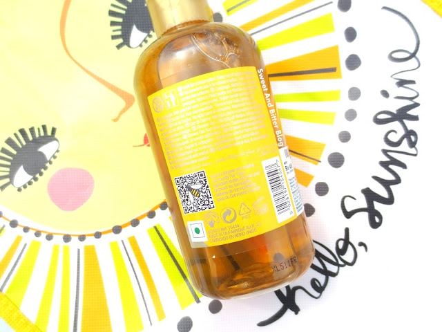 The Body Shop Honeymania Shower Gel Price Review India