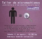 Taller de Micromachismos