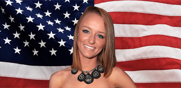 Maci Bookout Interview Teen Mom Maci Bookout On Why