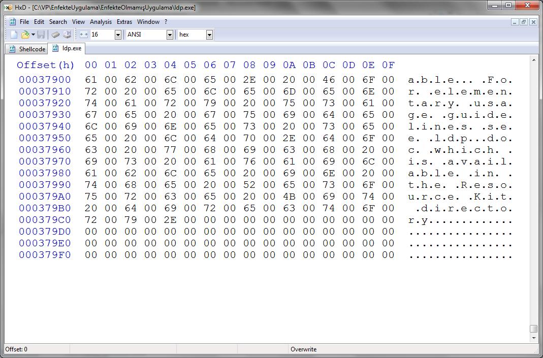 Download HxD Hex Editor 1770 - FileHippocom