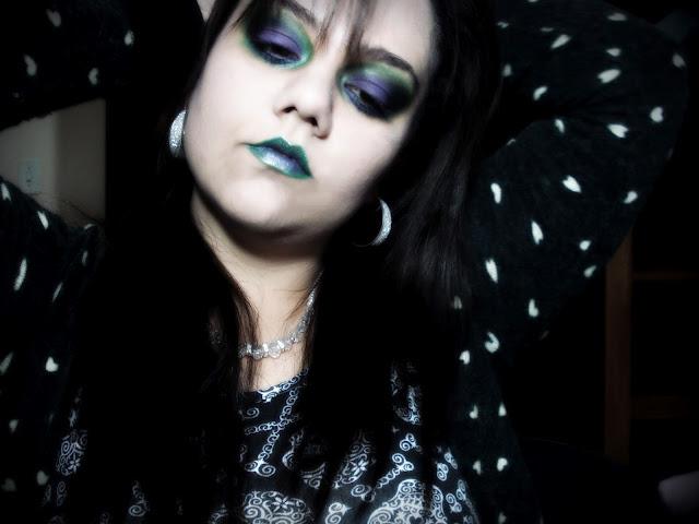 Maquiagem Mulher Hulk