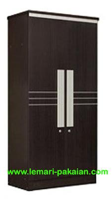 Lemari Pakaian 2 Pintu LP 9295