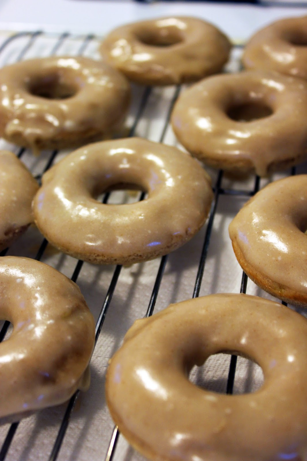 Recipe Baked Donuts Chocolate