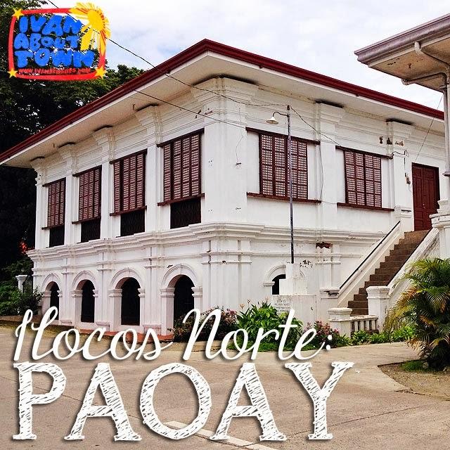 Diaz House, Paoay, Ilocos Norte