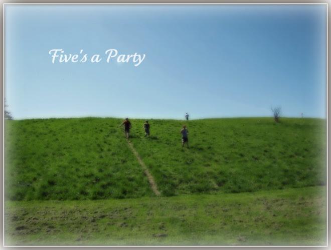 Five's a Party