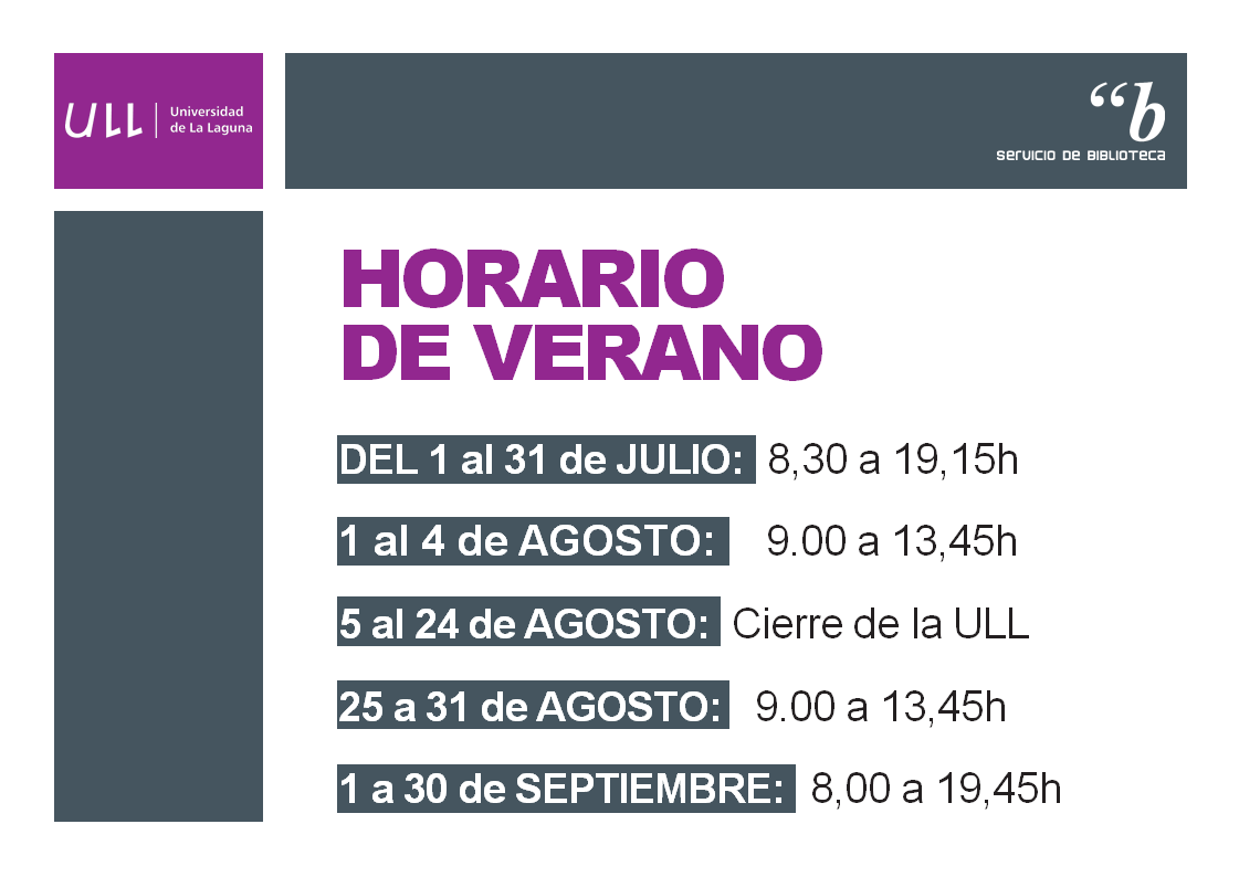 Horario de verano 2016