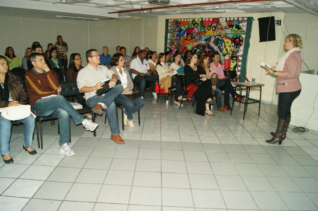 O Encontro Estadual de Coordenadores de NTM aconteceu nesta sexta-feira, 21, na Secretaria Municipal de Educação