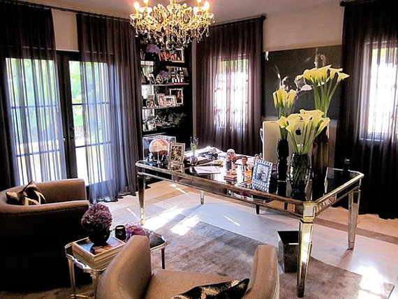 He Mixes Contemporary And Eclectic Designs With A Few Key Vintage Pieces.  His Amazing Grasp On Color And Form Allow For Each Room That He Designs To  Be A ...