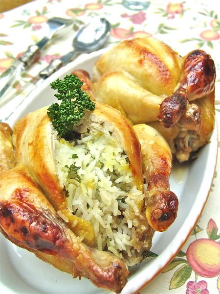 Корнишоны цыплята фаршированные рецепты