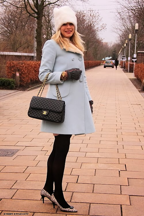 Street Style Dutch Winter
