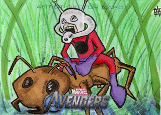 ant man, avengers assemble, j(ay)