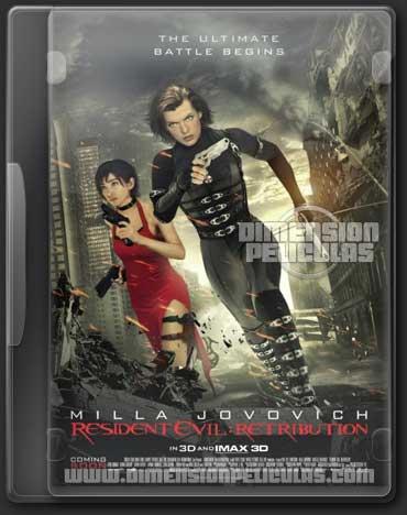 Resident Evil Retribution (BRRip HD Inglés Subittulada)