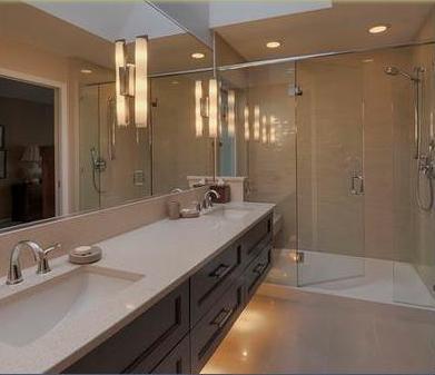 Ba os modernos decoraci n de cuartos de ba os for Decoracion de cuartos de banos modernos