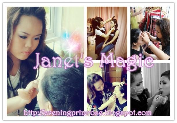 Janet's Magic