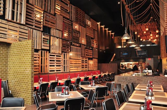 Kaper design restaurant hospitality inspiration