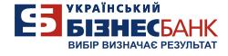 Укрбизнесбанк логотип