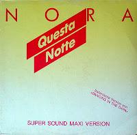Nora - Questa Notte (Vinyl,12\