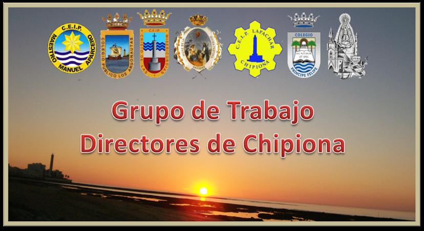 GGTT: DIRECTORES DE CHIPIONA