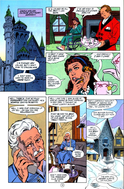 Deathstroke (1991) Issue #6 #11 - English 10