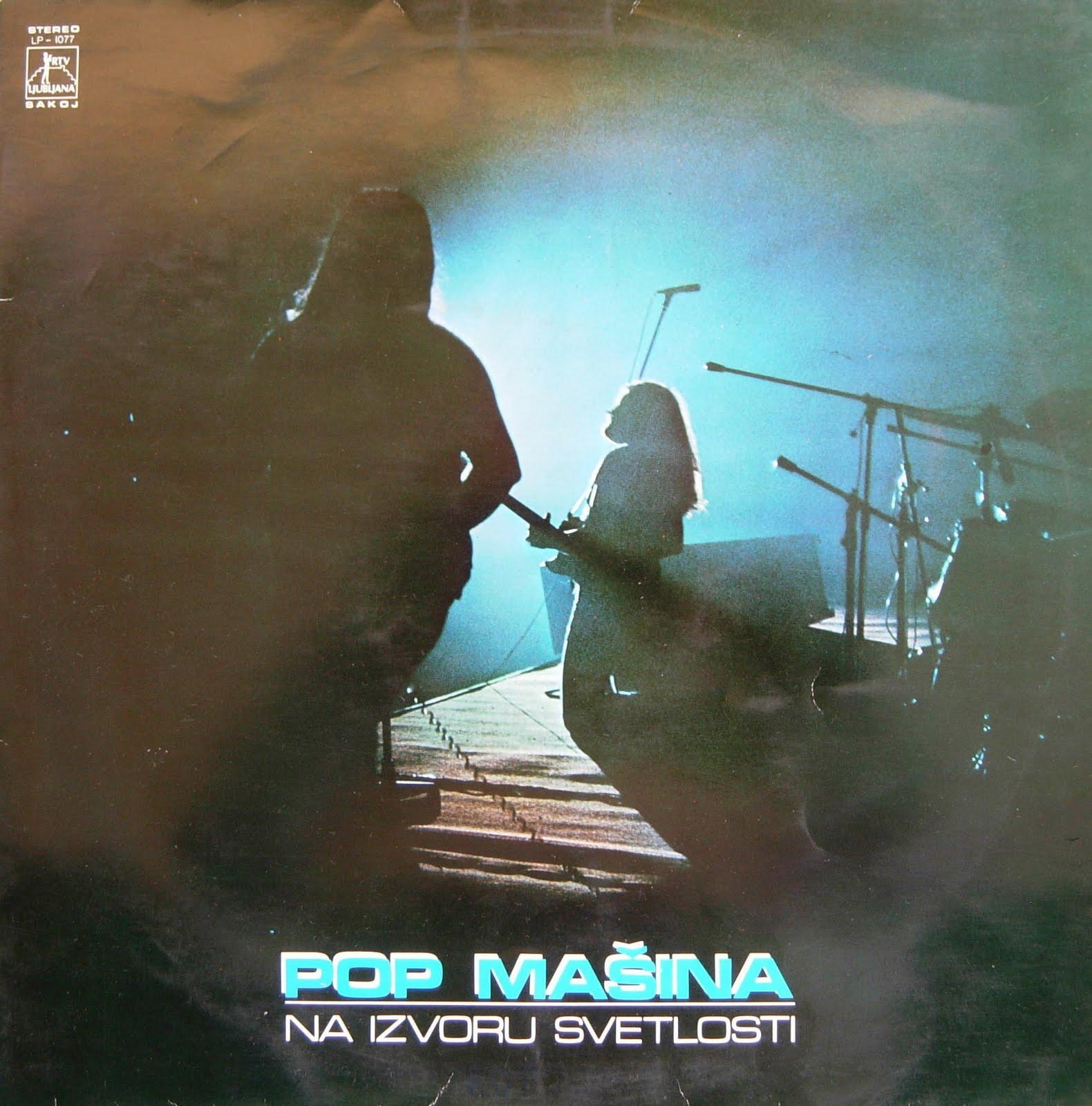 Pop Mašina - Kiselina