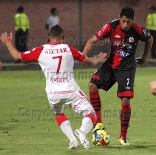 Independiente Santa Fe vs Cúcuta Deportivo