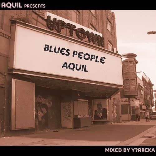 Aquil - Blues People (U.S.A)