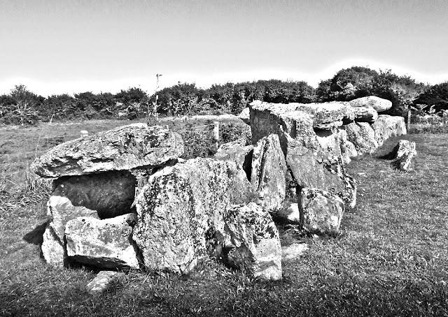 Neolithic Allée couverte de Bretteville