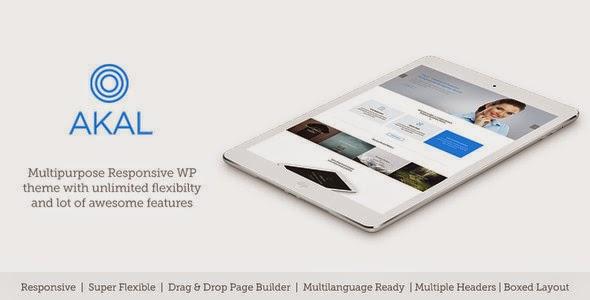 Premium Multipurpose WordPress Theme