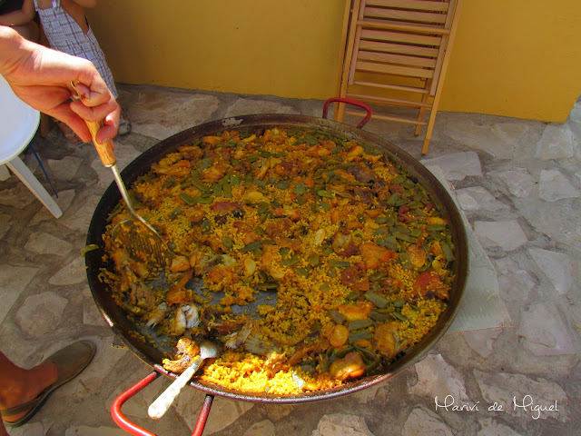 Auténtica Paella Valenciana