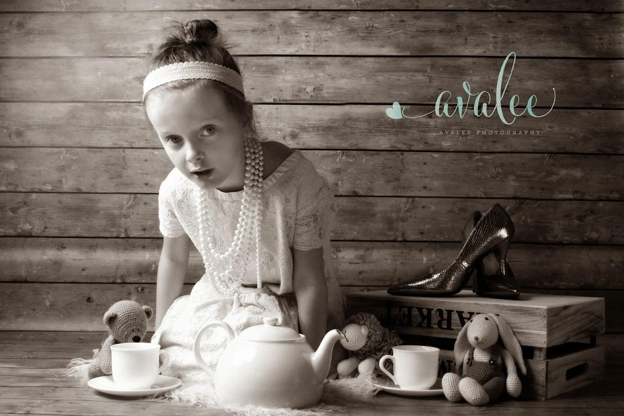 Invitation for a tea