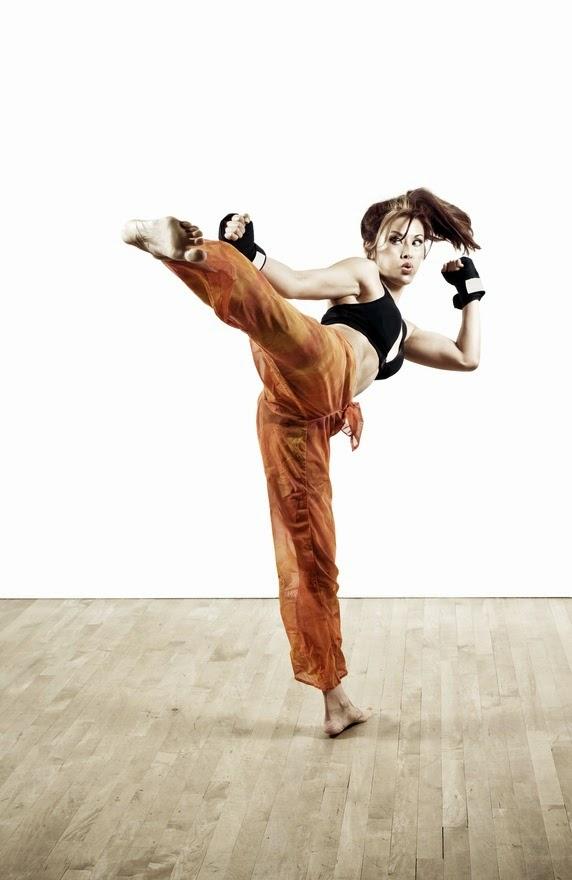 Kick Boxing para perder peso